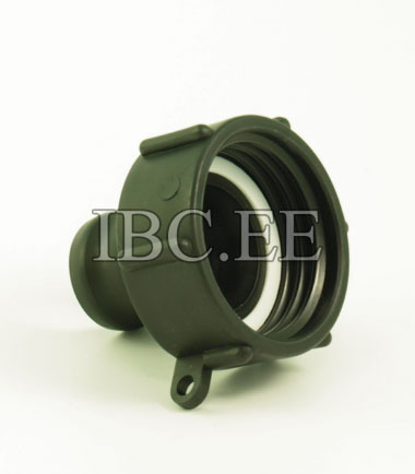 1'' Camlock adapter x S60X6 female buttress PP