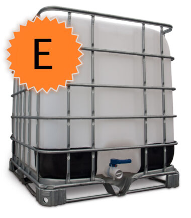 Intermediate bulk container E