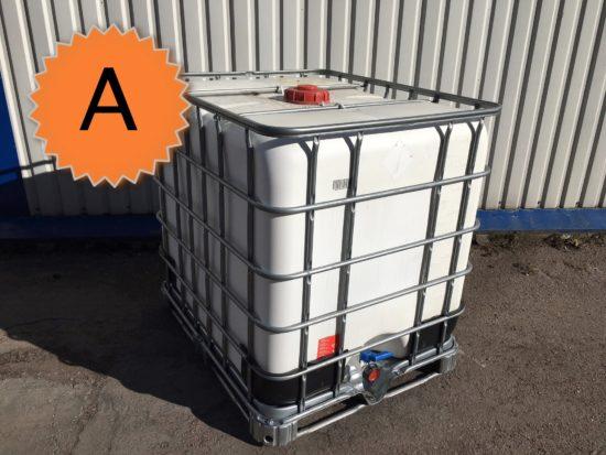 Intermediate bulk container IBC 1000l A