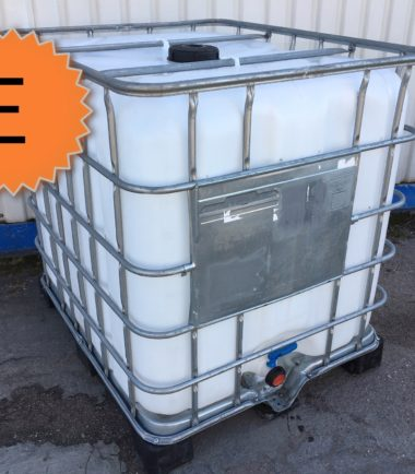 Intermediate bulk container E