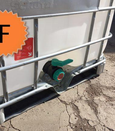 Intermediate bulk container F