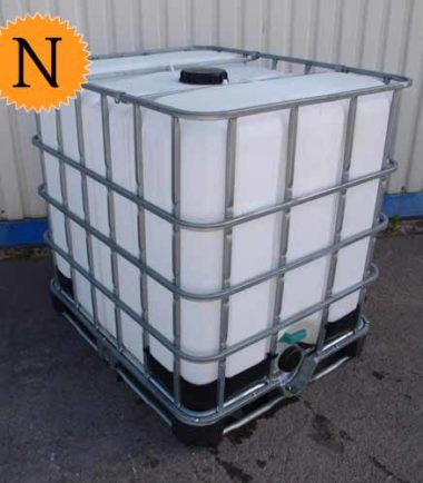 Intermediate bulk container IBC 1000l N