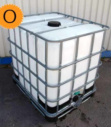 Intermediate bulk container IBC 1000l