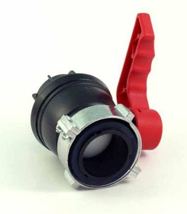 Lodveida ventilis DN50 (90SH STARPLIKAS)