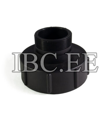 "Adapter 3"" S100X8 (100mm) female to 2"" BSP/NPT Male Thread"