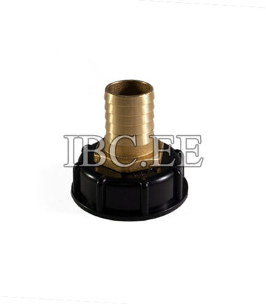 Adapter to a container with internal thread for S60X6 Garden Hose 30 mm