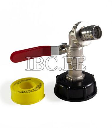 S60X6 female 3⁄4'' valve 19 mm
