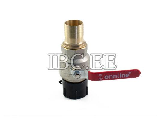 S60X6 female 2'' valve MF DN50 PN40 nikkel hose 50 mm