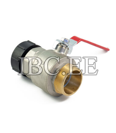 S60X6 female 2'' valve MF DN50 PN40 nikkel thread 2'' male