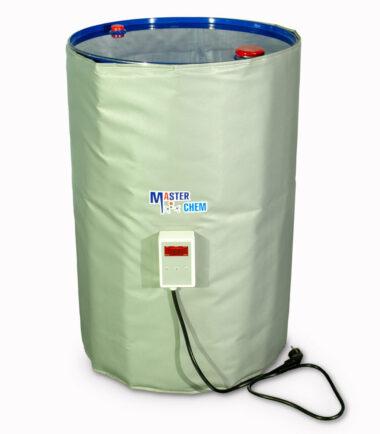 Metal 200L drum heater MasterChem