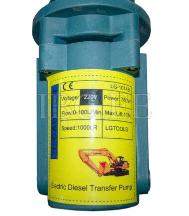 Electric Barrel Pump 230VAC